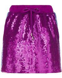 Alberta Ferretti - Rainbow Week Skirt - Lyst