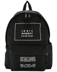 Undercover - Logic Memory Center Backpack - Lyst