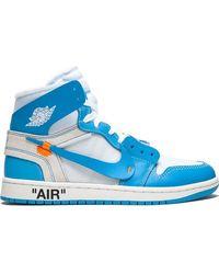 Nike - X Off-white Air Jordan 1 Trainers - Lyst