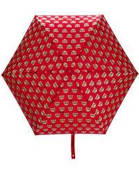 Moschino - Mini Teddy Umbrella - Lyst