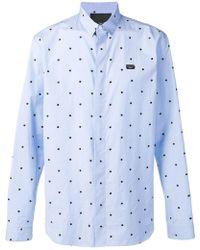 Philipp Plein - Embroidered Shirt - Lyst