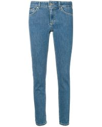Dondup - Low Rise Skinny Jeans - Lyst