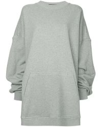Y. Project - Oversized Panelled Hoodie - Lyst