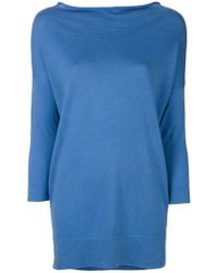 Snobby Sheep - Long Knitted Top - Lyst