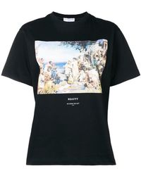 ih nom uh nit - Front Printed T-shirt - Lyst
