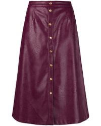 Twin Set - Mid-lenght Skirt - Lyst