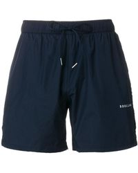 Soulland - William Swim Shorts - Lyst