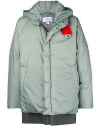 OAMC - Hooded Midi Padded Coat - Lyst