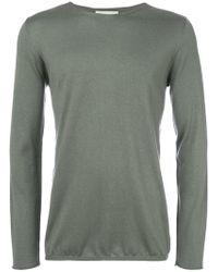 Laneus - Lightweight Sweatshirt - Lyst