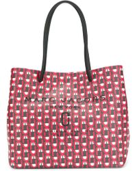 Marc Jacobs - Scream Logo Shopper Bag - Lyst
