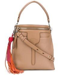 Tod's - Thea Medium Shoulder Bag - Lyst