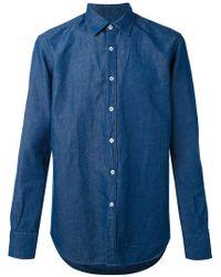 Canali   Classic Shirt   Lyst
