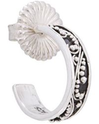 Lois Hill - Craved Earring - Lyst