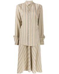 Hope - Layered Shirt Dress - Lyst