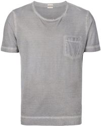 Massimo Alba - Patch Pocket T-shirt - Lyst