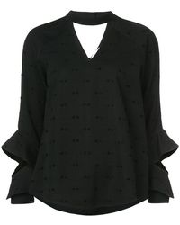 Kimora Lee Simmons - Kai Blouse - Lyst