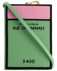 Olympia Le-Tan - Rue Chabanais Clutch Bag - Lyst
