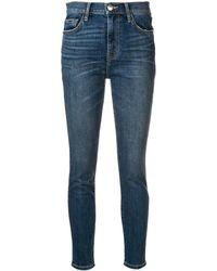 Current/Elliott - Klassische Skinny-Jeans - Lyst