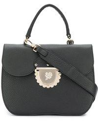 Furla - Pebbled Texture Tote Bag - Lyst