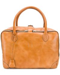 Golden Goose Deluxe Brand - Smooth Zipped Tote Bag - Lyst