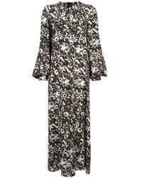 Marni - Printed Maxi Dress - Lyst