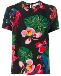 Valentino   Tropical Dream T-shirt   Lyst