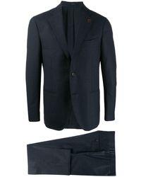 Lardini - Formal Two Piece Suit - Lyst