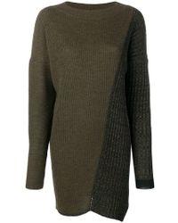 Damir Doma - Katri Knitted Long Jumper - Lyst
