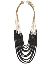 Camila Klein - Resin Details Necklace - Lyst