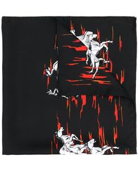 Our Legacy - Mustang Print Scarf - Lyst