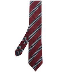 Ermenegildo Zegna - Silk tie - Lyst