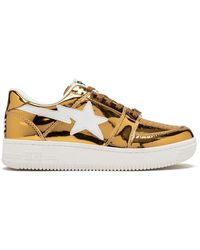 948c57b9 Men's A Bathing Ape Shoes Online Sale - Lyst