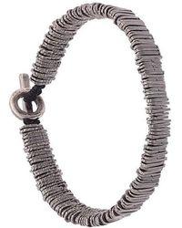 M. Cohen - Armband mit Plättchen aus Sterlingsilber - Lyst