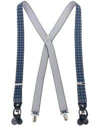 Fefe - Patterned Elasticated Braces - Lyst