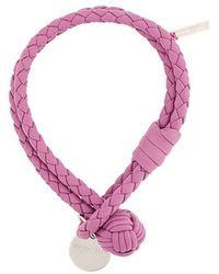 Bottega Veneta - Twilight Intrecciato Nappa Bracelet - Lyst