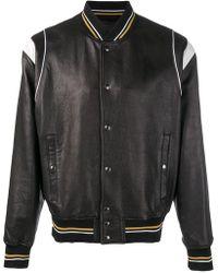 Givenchy - Куртка С Тисненым Логотипом - Lyst