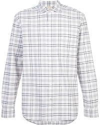 Baldwin Denim - Plaid Shirt - Lyst