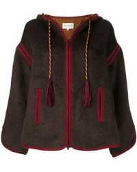 Etro - Zip-up Hooded Jacket - Lyst