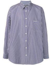 Balenciaga - Big Fit Shirt - Lyst