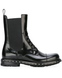 Dolce & Gabbana - Utility Boots - Lyst