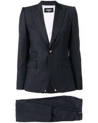 DSquared² - Pinstriped Suit - Lyst