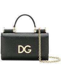 41795d590768 Dolce   Gabbana - Mini  von  Wallet Crossbody Bag ...