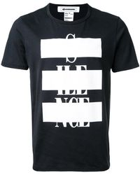 ANREALAGE | Patchwork Print T-shirt | Lyst