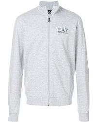 EA7 - Zipped Tracksuit - Lyst