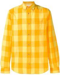 Acne Studios - Isherwood Checked Shirt - Lyst