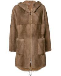 Manzoni 24 - Oversized Coat - Lyst
