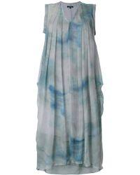 Pas De Calais - Printed Dress - Lyst