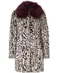 Unreal Fur Faux Fur Urban Jungle Coat
