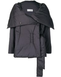 Issey Miyake - Foldover Puffer Jacket - Lyst