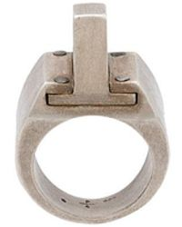 Parts Of 4 - Geometric Ring - Lyst